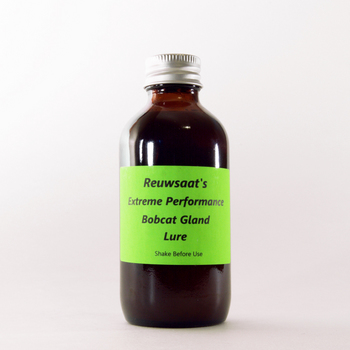 Reuwsaat's Bobcat Gland Lure #002618RBG